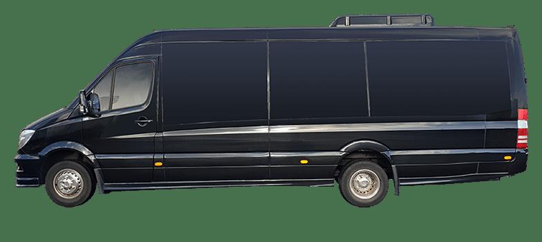 Uitvaartbus 16 personen